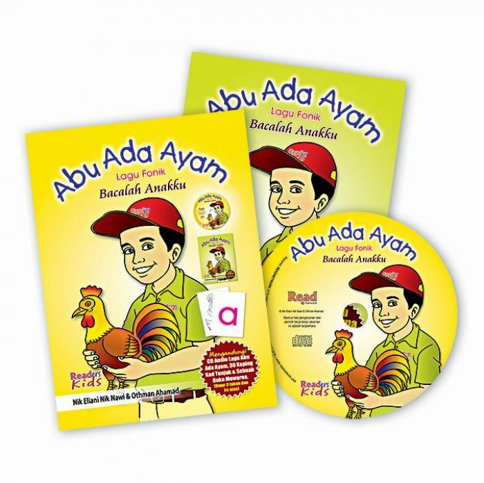 Cara Mengajari Anak Membaca Dan Menulis Dengan Cepat: Ajar Anak Cepat Membaca Dengan Kaedah Fonik