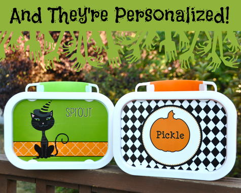 Personalized Halloween yubo faceplates
