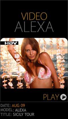 PhDromm8-09 Alexa - Sicily Tour (HD Video) 03100