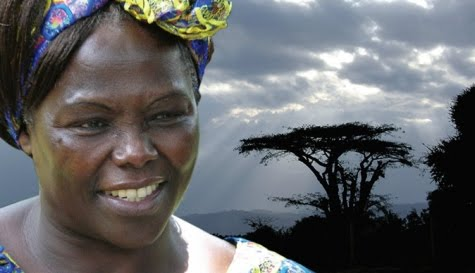 NOBEL LAUREATE PROFESSOR WANGARI MUTA MAATHAI OF KENYA IS DEAD