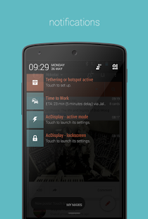 Download Slim UI CM11 Theme v1.7 apk