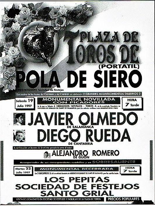 POLA DE SIERO TOROS