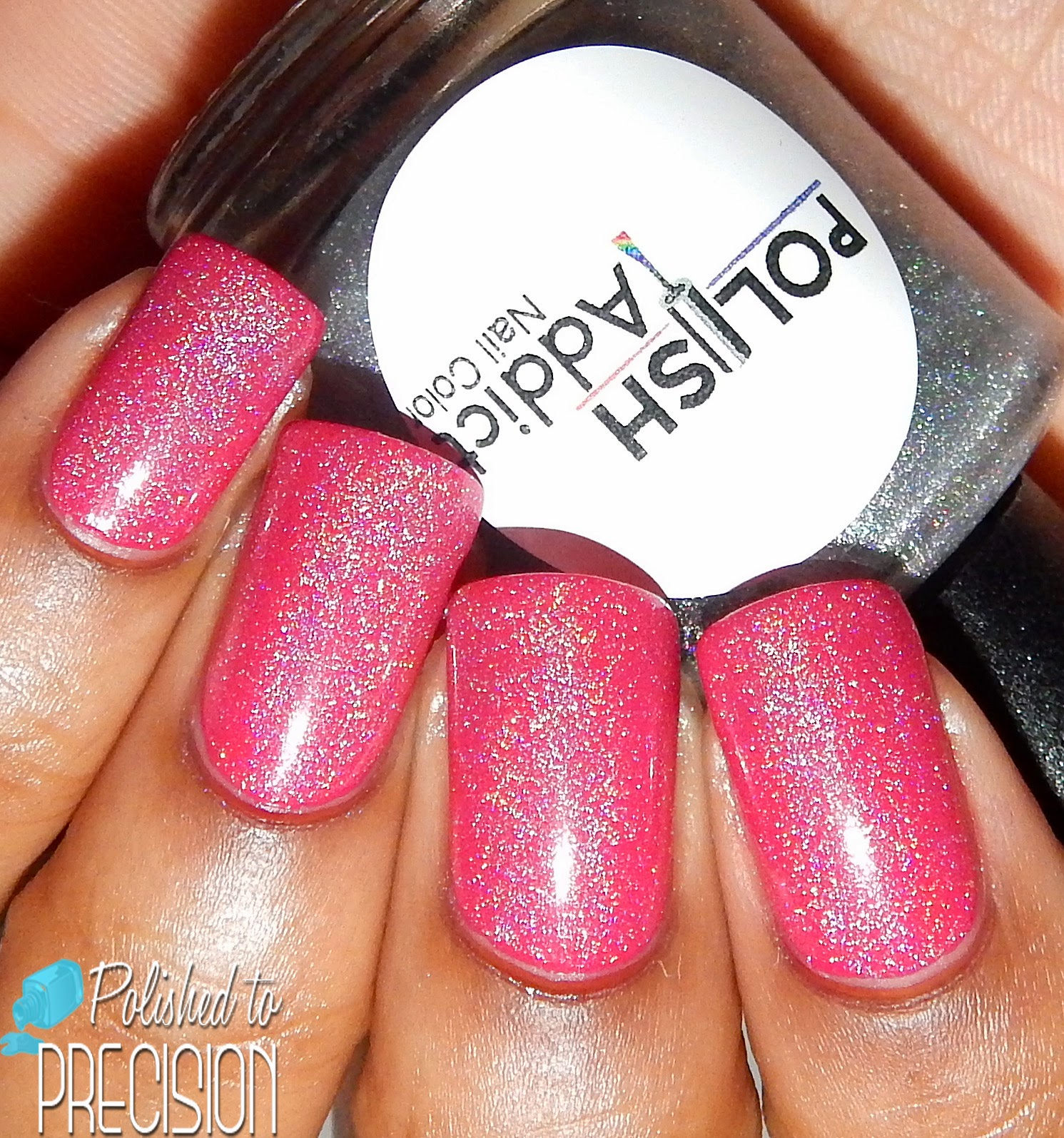 Polish Addict Holo Topcoat