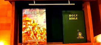 similarities between bhagavad gita and bible