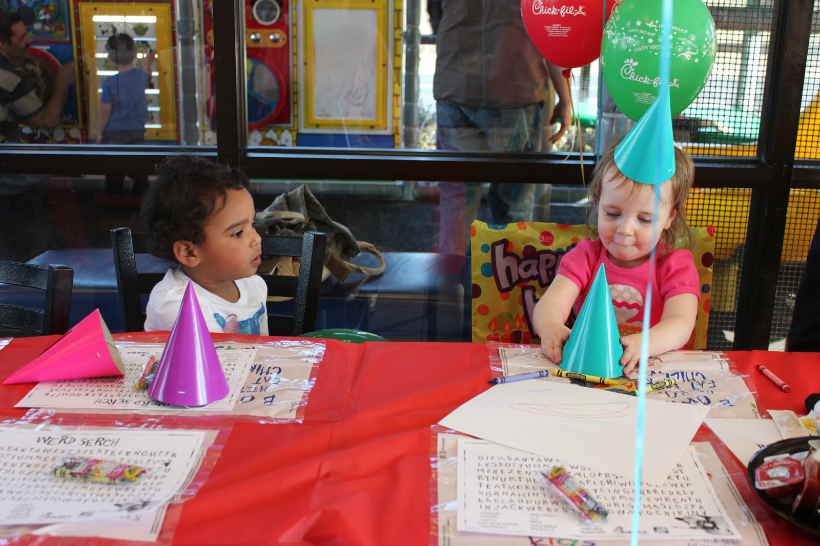 chick fil a birthday party