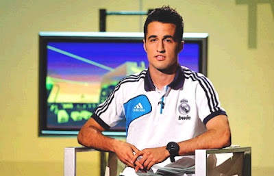 Jorge Casado Real Madrid TV interview