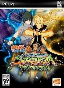 Naruto Shippuden Ultimate Ninja Storm Revolution Repack PC Game