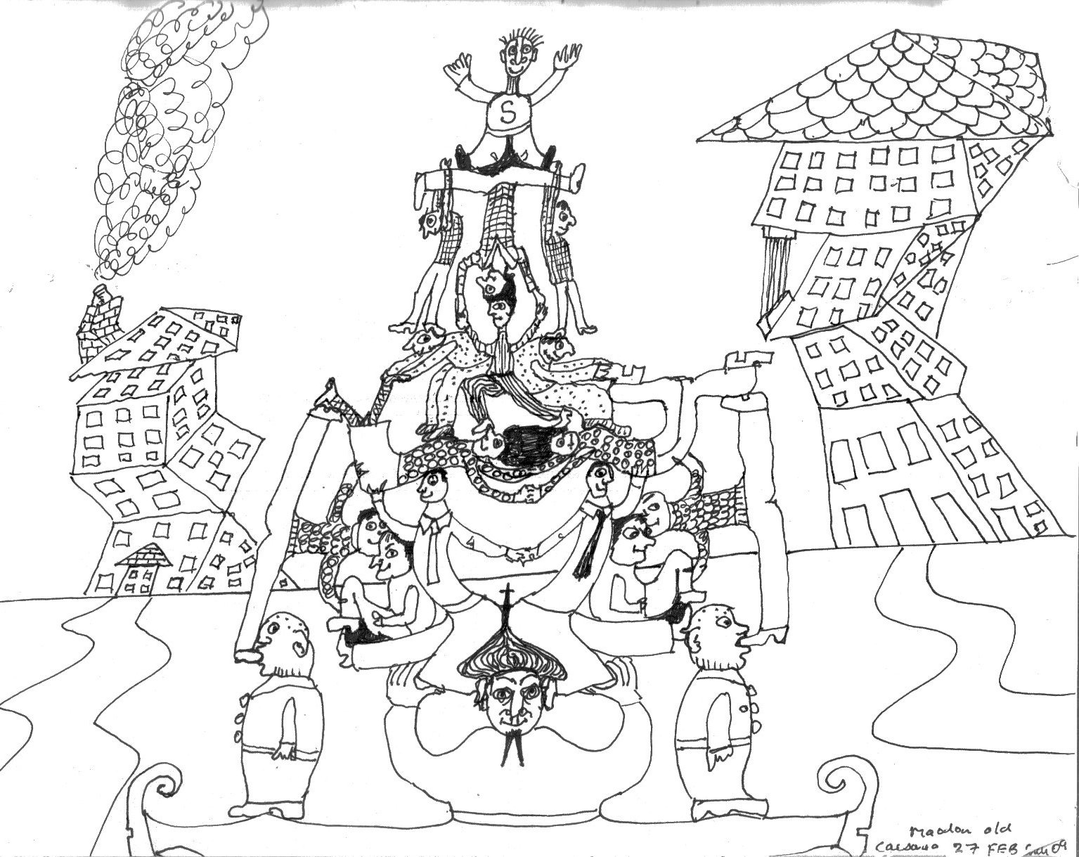 Victorian christmas scene free colouring pages for Victorian christmas coloring pages