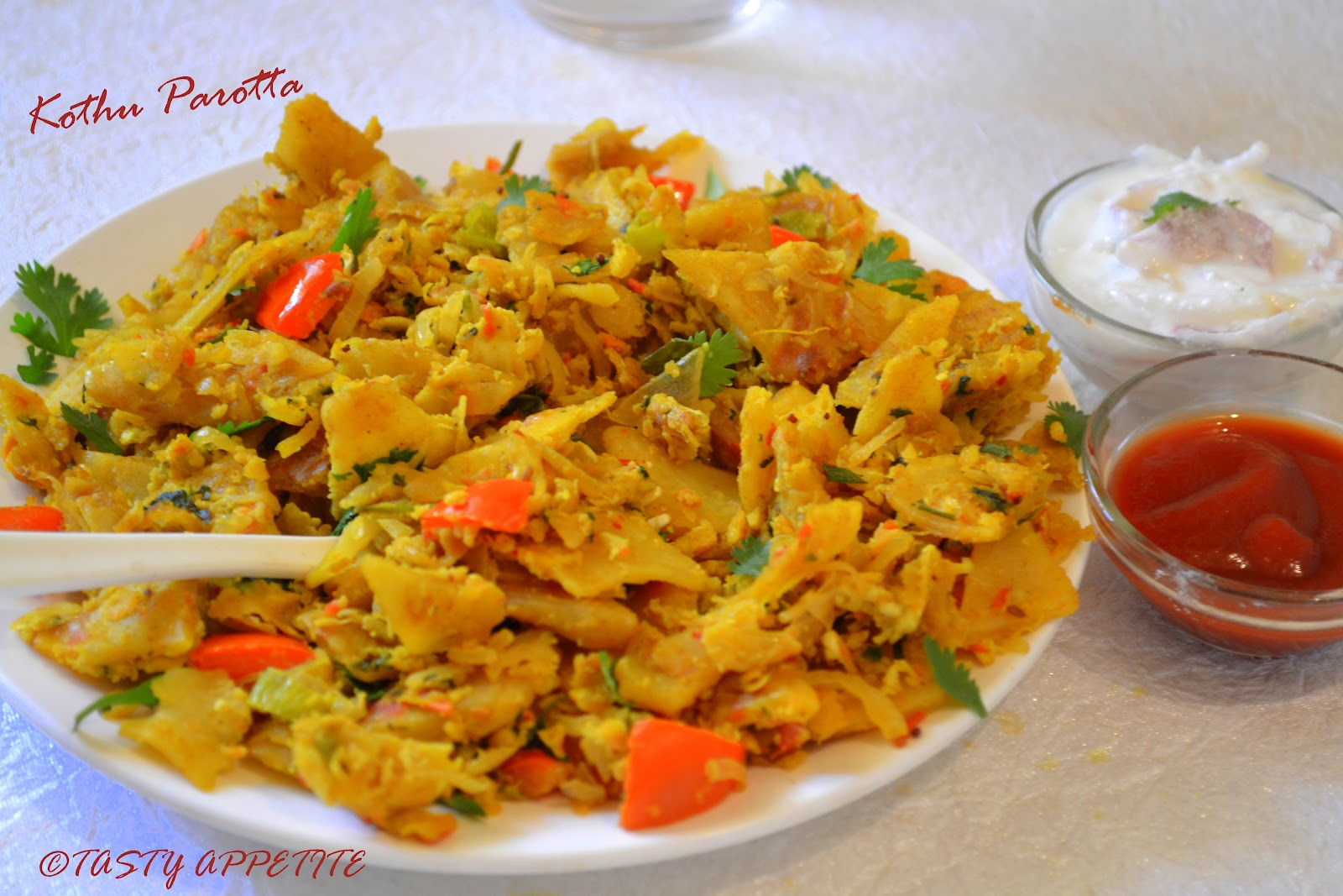 how to make kothu roti sri lanka