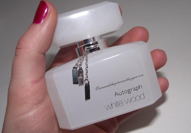 Autograph By M&S White Wood Eau De Parfum Review