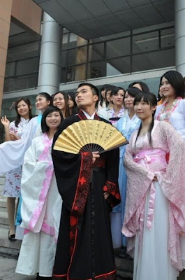 Graduation Day: China Style Seen On www.coolpicturegallery.us