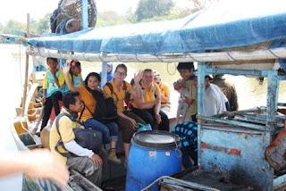 Pelajar Belanda Kunjungi Hutan Iklim di Blanakan