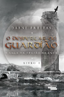"Capa do livro ""O Despertar do Guardião"""