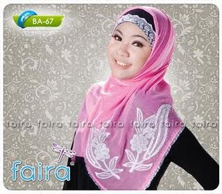 jilbab cantik