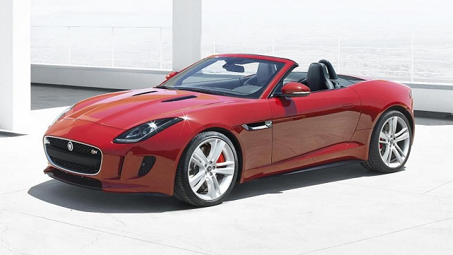 Win 2013 Jaguar F-Type Contest Sweepstakes