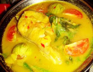 Ikan Bumbu Kuning