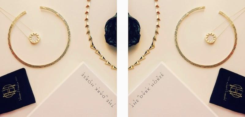 House of Harlow 1960, Nicole Richie, The Dark Horse Jewellery, Gold Necklaces, Coco Liberace, Gypsea Swimwear