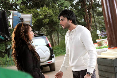 Imran Abbas And Bipasha Basu in Bollywood Film Creature Pictures