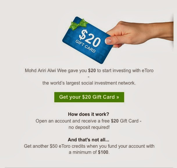 Get $20 FREE here