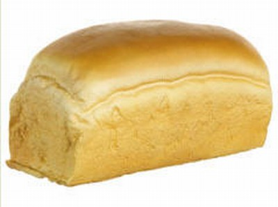 Bread White Loaf