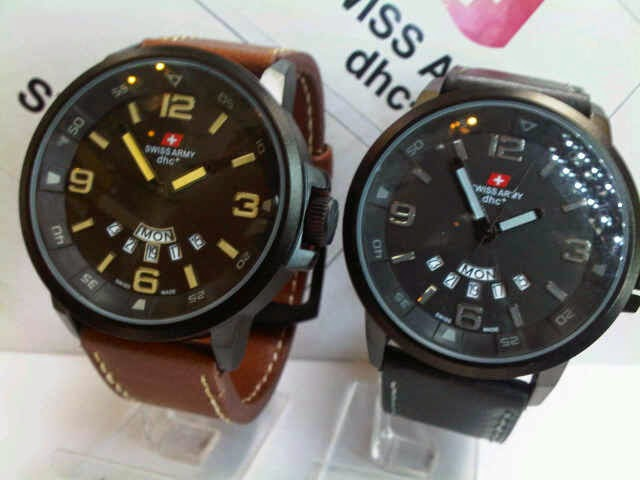 Swiss Army SA 1128 AB Original coklat