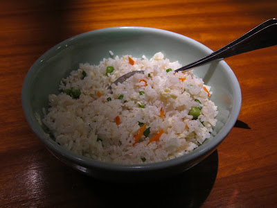 Fried rice at Stix Chennai