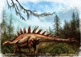 Tuojiangosaurus multispinis
