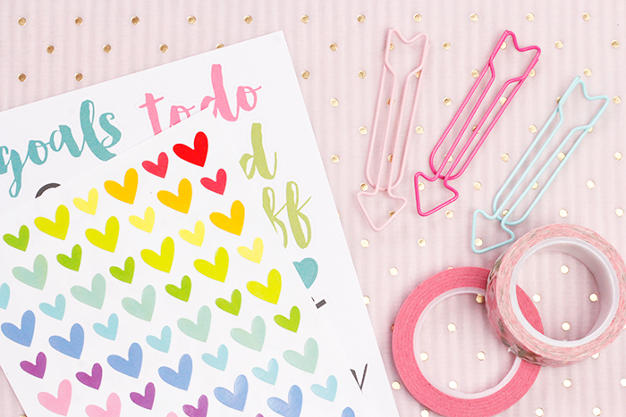Washi Tape and Planner Supply: My Favorite Online Shops