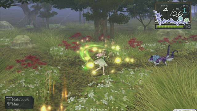 Atelier Ayesha: The Alchemist of Dusk for PS3