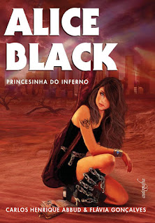 Alice Black, Princesinha do Inferno