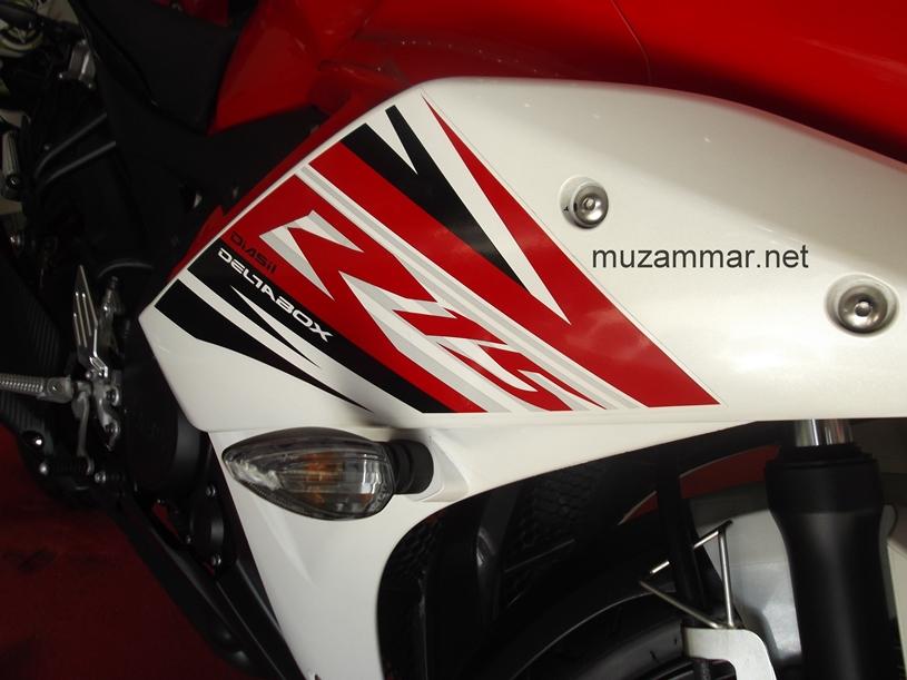 Confirmed . . Yamaha YZF R15 V2 sudah hadir di Medan . . . with photo gallery
