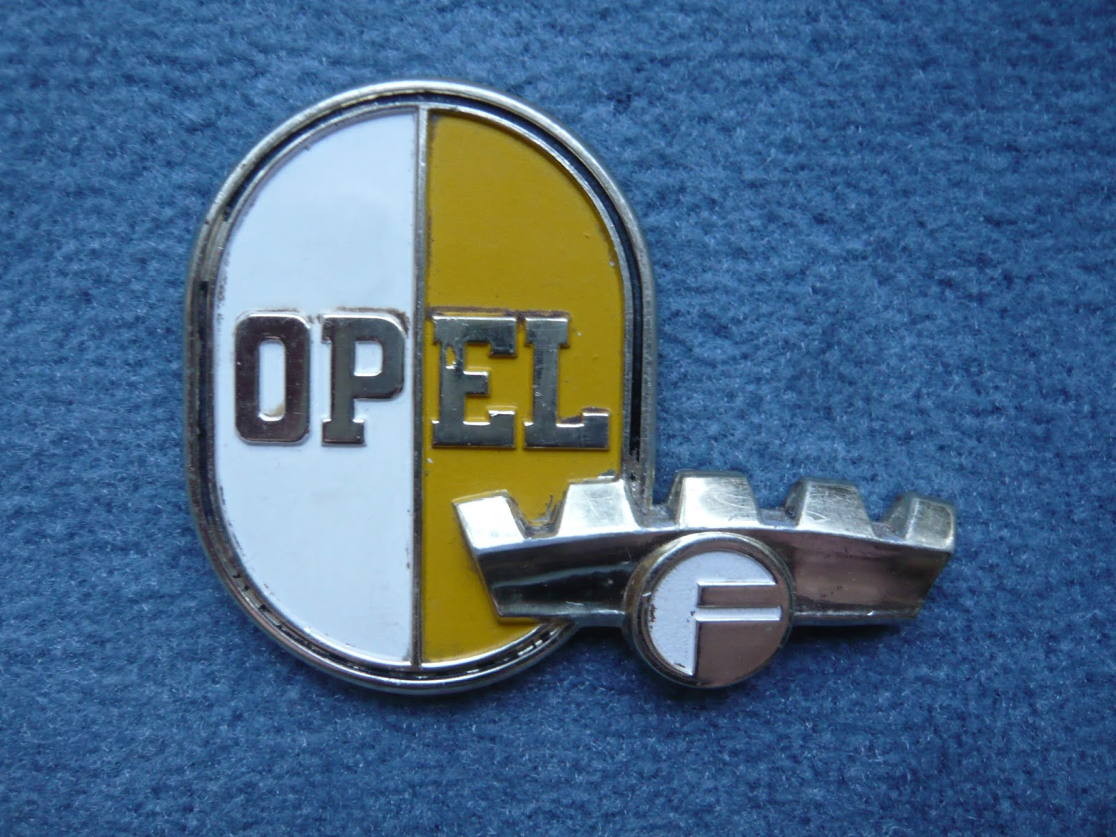 RadiatorEmblems OPEL GERMANY