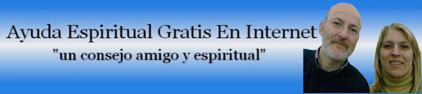 AYUDA ESPIRITUAL GRATIS - Marcelo y Graciela Quiroga.