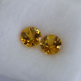 ethical yellow sapphires