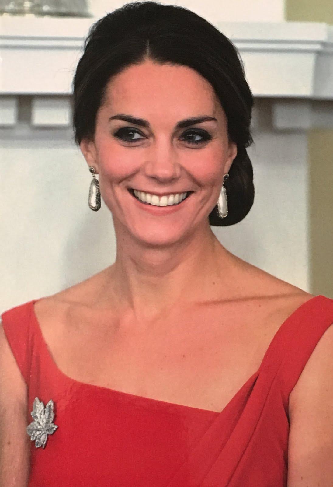 Gert's Royals: Duchess Kate & Princess Caroline - Birthday ...