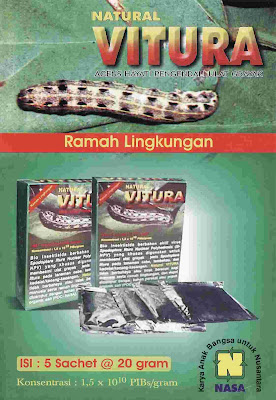 &quot;natural vitura pengendali hama ulat grayak natural nusantara distributor nasa&quot;
