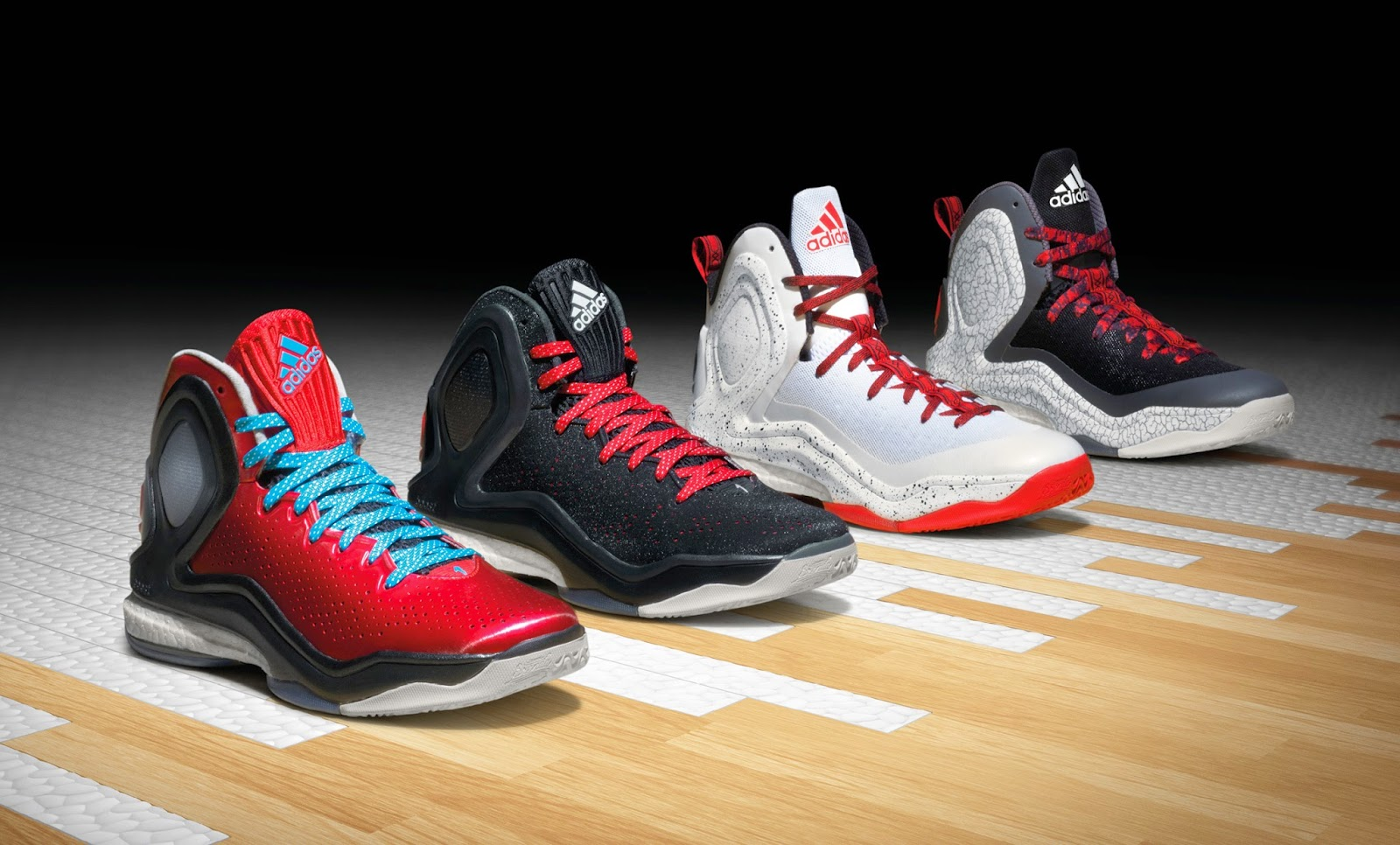 new product 1a3b7 ca117 adidas Debuts D Rose 5 Boost Video~
