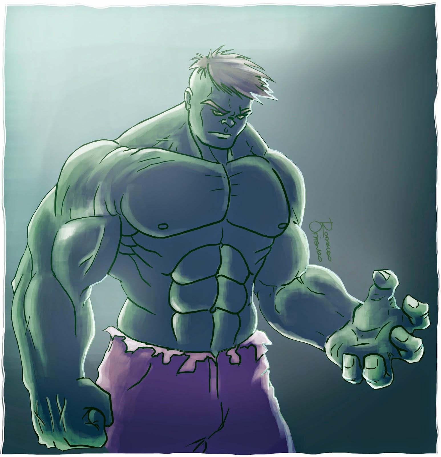 Incredible Hulk - Incrível Hulk