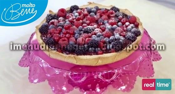 Choco Berry Pie di Benedetta Parodi