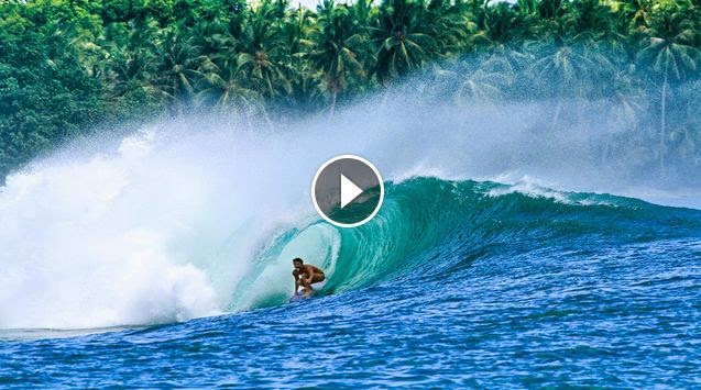 Julune A Surf Dream In Indo by Leah Dawson A Sea Appreciation Project