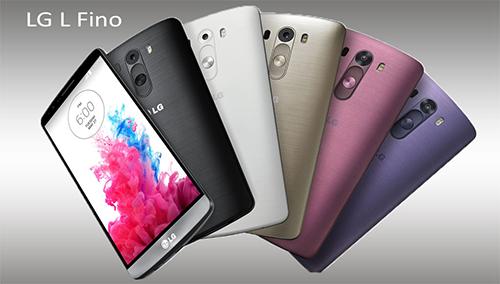 LG L fino phone,