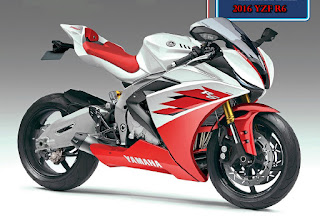 2016 Yamaha YZF R6 Concept