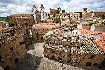 Casco Histórico de Cáceres - que visitar