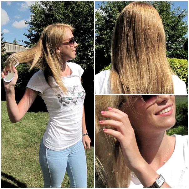 Jak zapuszczam swoje włosy