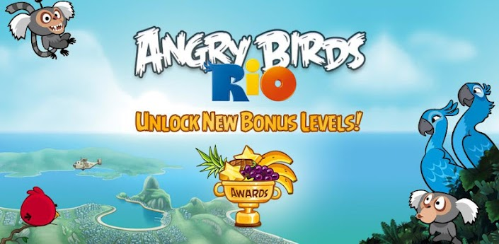 Android tablet full angry birds rio full apk para tablet - Angry birds trio ...