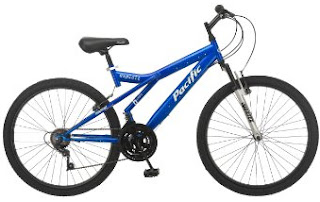 Pacific Men's Exploit Mountain Bike,mountain bike,cheap bike,bargain bike