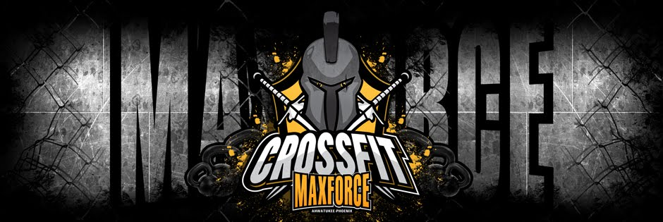 CrossFit Max Force - Ahwatukee AZ