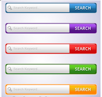 membuat kotak search box beautifull skin css