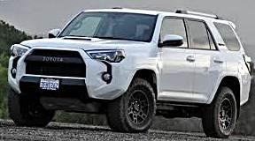 2016 Toyota 4Runner TRD Pro Price