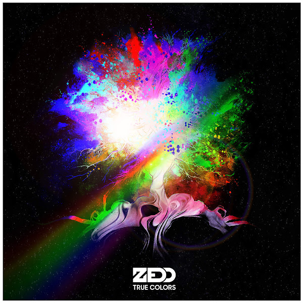 Zedd - True Colors (Perfect Edition) Cover